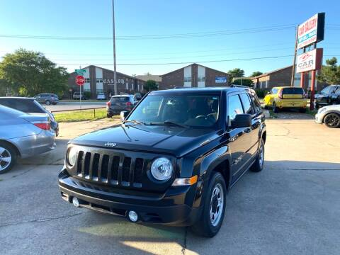 2016 Jeep Patriot for sale at Car Gallery in Oklahoma City OK