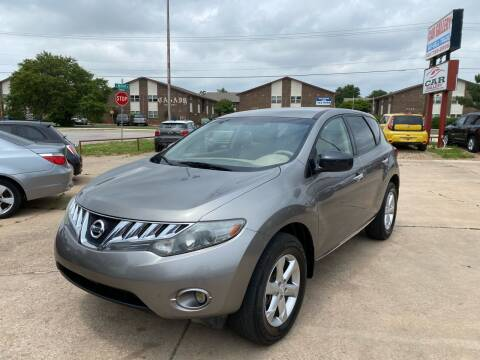 2009 Nissan Murano for sale at Car Gallery in Oklahoma City OK