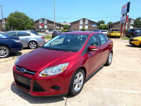 2014 Ford Focus for sale at Car Gallery in Oklahoma City OK