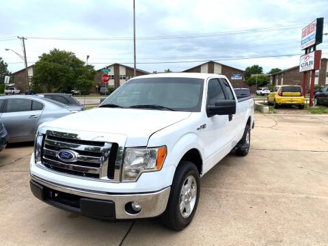 2014 Ford F-150 for sale at Car Gallery in Oklahoma City OK
