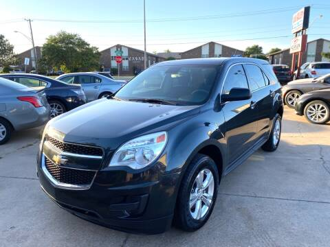 2013 Chevrolet Equinox for sale at Car Gallery in Oklahoma City OK