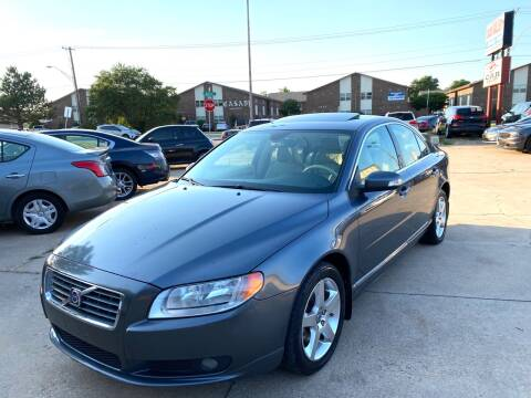 2008 Volvo S80 for sale at Car Gallery in Oklahoma City OK