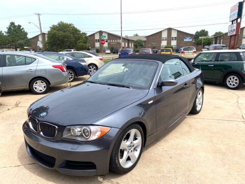 2008 BMW 1 Series for sale at Car Gallery in Oklahoma City OK
