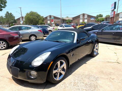 2008 Pontiac Solstice for sale at Car Gallery in Oklahoma City OK
