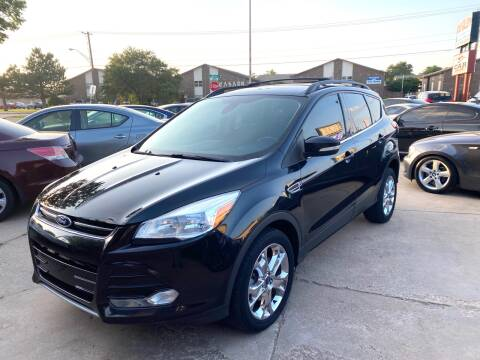 2013 Ford Escape for sale at Car Gallery in Oklahoma City OK