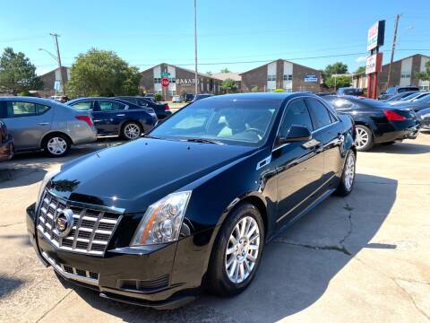 2013 Cadillac CTS for sale at Car Gallery in Oklahoma City OK