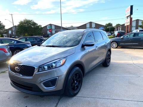 2016 Kia Sorento for sale at Car Gallery in Oklahoma City OK