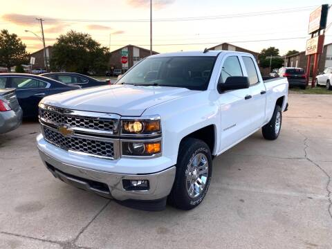 2014 Chevrolet Silverado 1500 for sale at Car Gallery in Oklahoma City OK