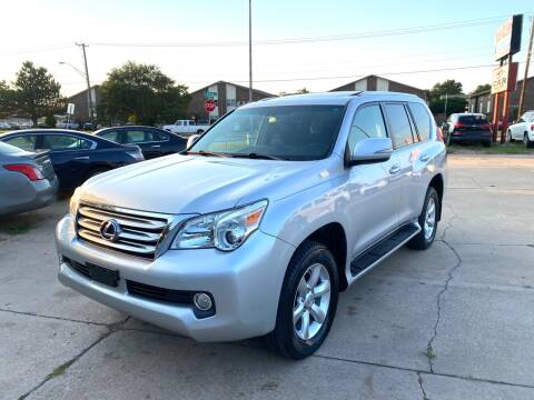 2011 Lexus GX 460 for sale at Car Gallery in Oklahoma City OK