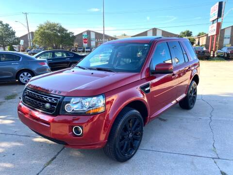 2015 Land Rover LR2 for sale at Car Gallery in Oklahoma City OK