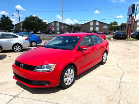 2014 Volkswagen Jetta for sale at Car Gallery in Oklahoma City OK