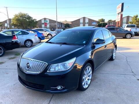 2011 Buick LaCrosse for sale at Car Gallery in Oklahoma City OK