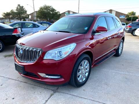 2014 Buick Enclave for sale at Car Gallery in Oklahoma City OK