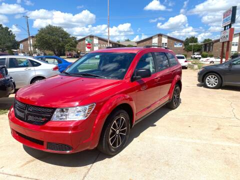 2018 Dodge Journey for sale at Car Gallery in Oklahoma City OK