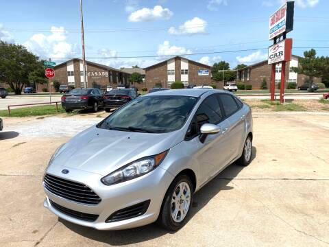 2015 Ford Fiesta for sale at Car Gallery in Oklahoma City OK