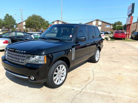 2011 Land Rover Range Rover for sale at Car Gallery in Oklahoma City OK