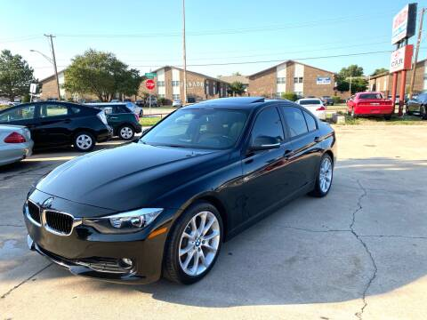 2014 BMW 3 Series for sale at Car Gallery in Oklahoma City OK