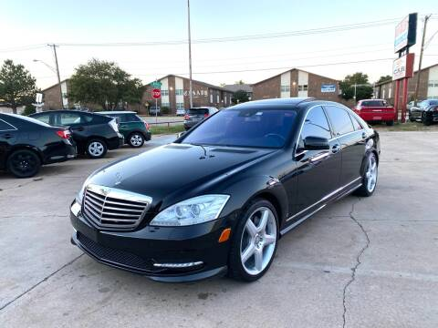2013 Mercedes-Benz S-Class for sale at Car Gallery in Oklahoma City OK