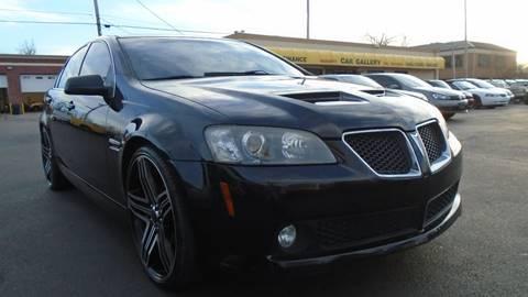 2008 Pontiac G8 for sale in Oklahoma City, OK