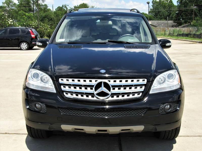 2008 mercedes-benz ml350 edition 10.