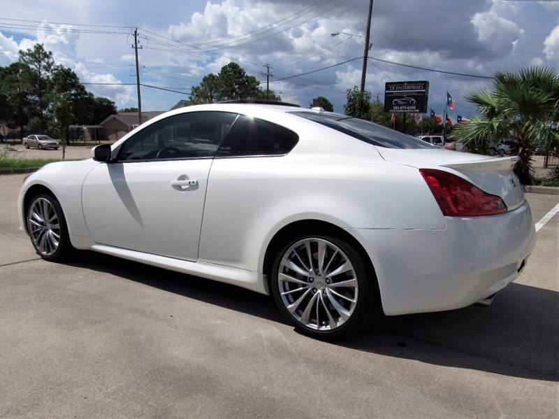 2011 Infiniti G37 Coupe Journey 2dr Coupe In Houston Tx Tx Enterprises