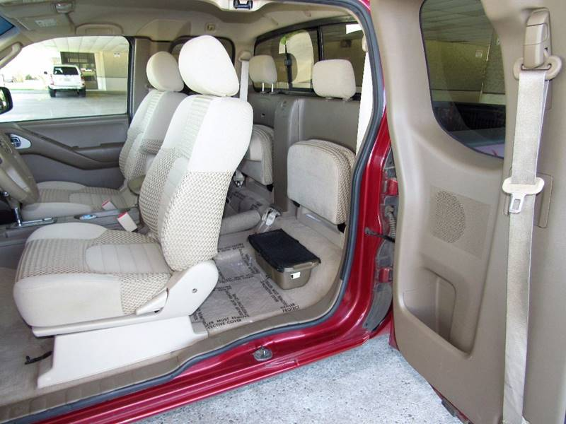 2007 Nissan Frontier LE 4dr King Cab 6.1 ft. SB In Houston TX - TX ...
