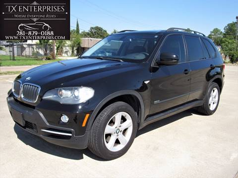 2008 BMW X5 for sale in Houston, TX