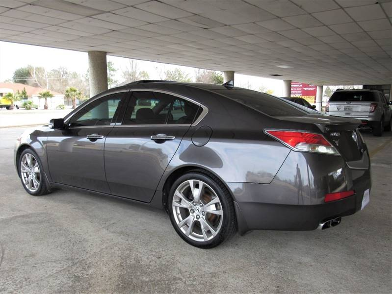 Acura Tl SHAWD Dr Sedan WTechnology Package And Performance - Tires for 2018 acura tl