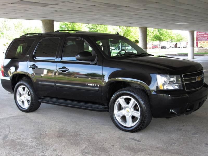 2007 Chevrolet Tahoe Ltz 4dr Suv 4wd In Houston Tx Tx Enterprises