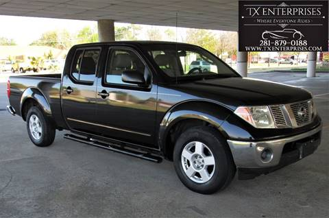 2007 nissan frontier for sale in houston tx carsforsale com rh carsforsale com Nissan Frontier Owners Club 2007 Nissan Frontier Specifications