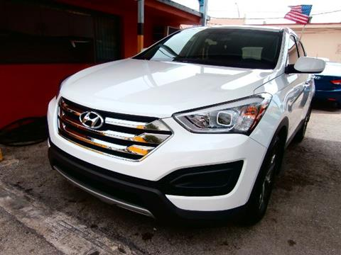 2014 Hyundai Santa Fe Sport for sale in Hialeah, FL