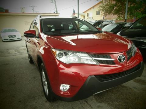 2013 Toyota RAV4 for sale in Hialeah, FL