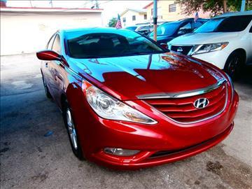 2013 Hyundai Sonata for sale in Hialeah, FL