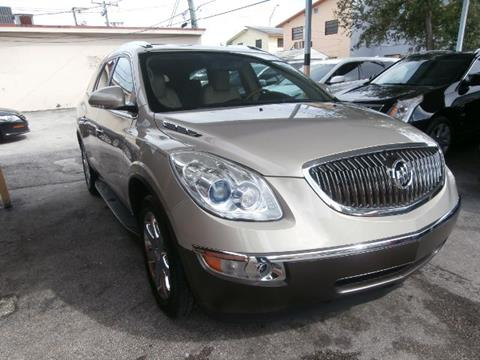 2009 Buick Enclave for sale in Hialeah, FL