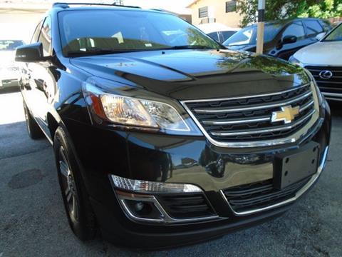 2015 Chevrolet Traverse for sale in Hialeah, FL