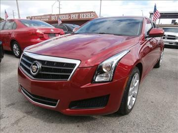 2013 Cadillac ATS for sale in Hialeah, FL