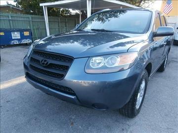 2007 Hyundai Santa Fe for sale in Hialeah, FL