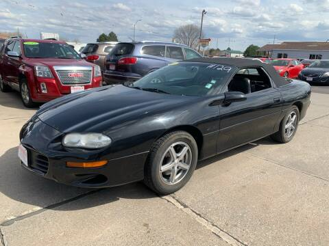 2000 Chevrolet Camaro for sale at De Anda Auto Sales in South Sioux City NE
