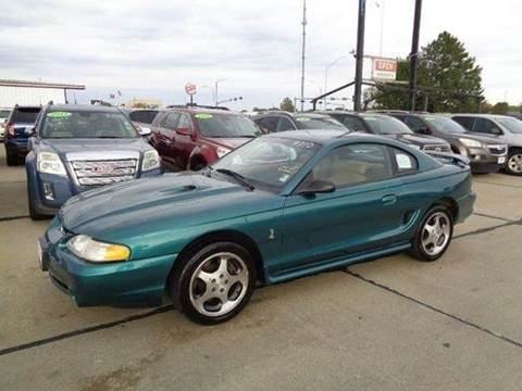 Ford Mustang SVT Cobra For Sale in South Sioux City, NE ...