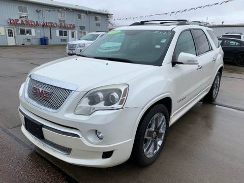 2011 GMC Acadia for sale in South Sioux City, NE