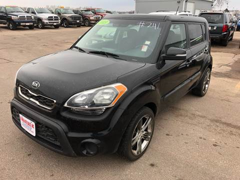 2013 Kia Soul for sale at De Anda Auto Sales in South Sioux City NE