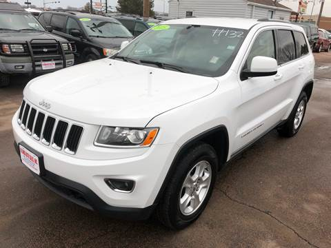 2015 Jeep Grand Cherokee for sale in South Sioux City, NE