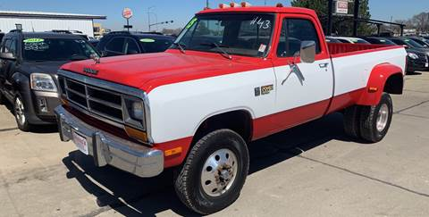 1985 Dodge RAM 350 for sale in South Sioux City, NE
