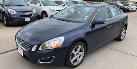 2013 Volvo S60 for sale at De Anda Auto Sales in South Sioux City NE