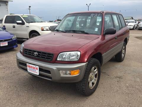Deanda Auto Sales >> Used 2000 Toyota RAV4 For Sale - Carsforsale.com®