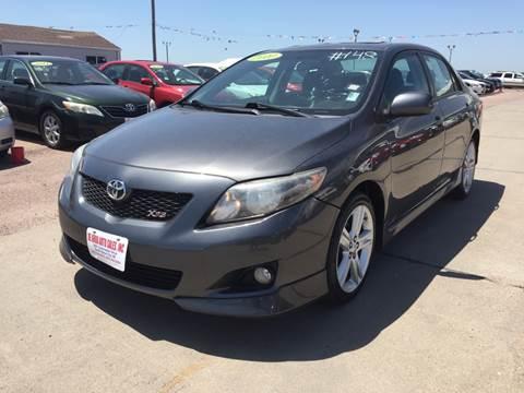 2010 Toyota Corolla for sale at De Anda Auto Sales in South Sioux City NE