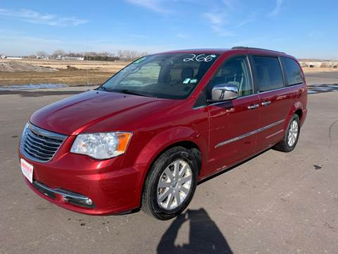 2012 Chrysler Town and Country for sale at De Anda Auto Sales in South Sioux City NE