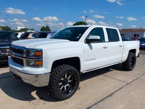 2014 Chevrolet Silverado 1500 for sale at De Anda Auto Sales in South Sioux City NE