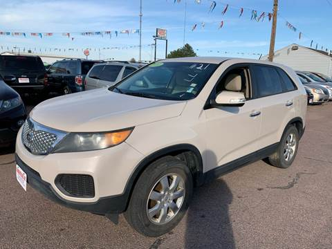 2011 Kia Sorento for sale at De Anda Auto Sales in South Sioux City NE