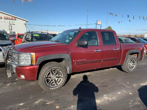 2008 Chevrolet Silverado 1500 for sale at De Anda Auto Sales in South Sioux City NE